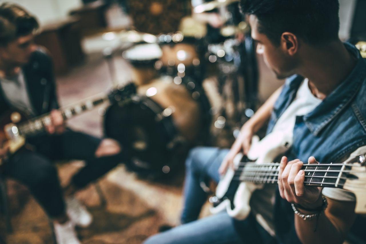 Travailler dans la musique