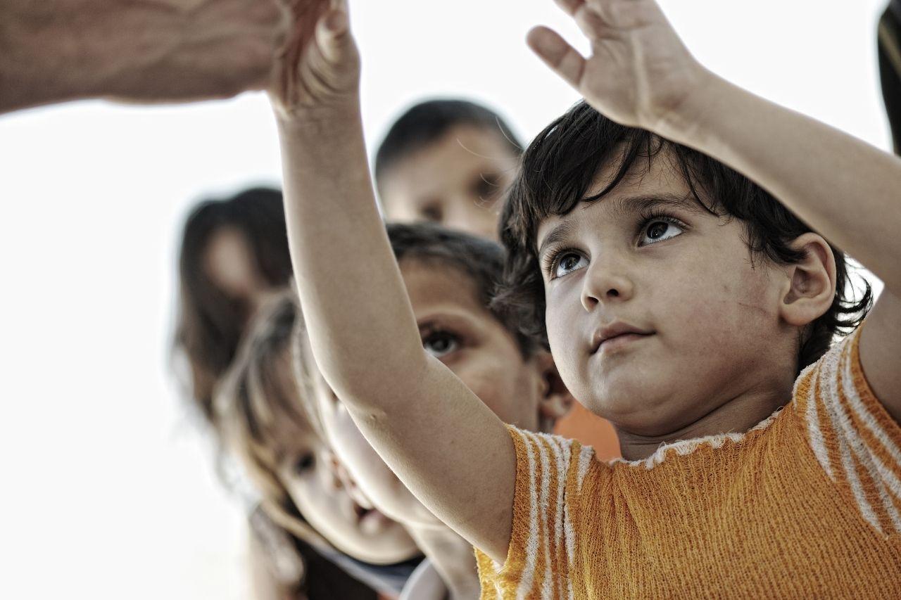 Travailler dans un orphelinat