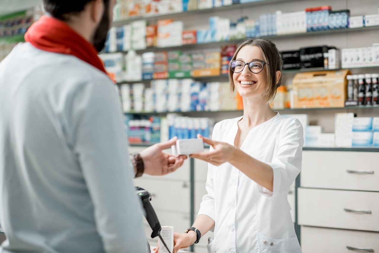 Travailler en pharmacie