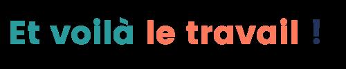 Logo Et voila le travail header